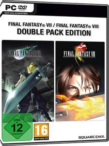 Final Fantasy VII + VIII Double Pack (Steam) £6.90 @ MMOGA