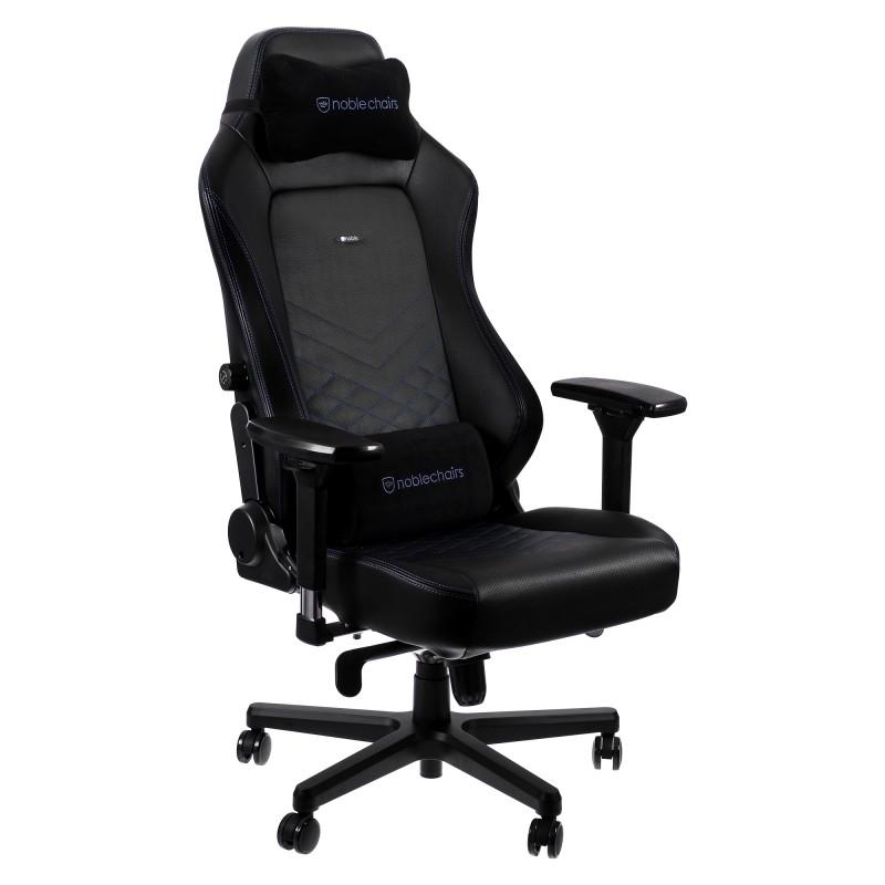 Noblechairs Hero Gaming Chair Blue/Black £309.95 @ Overlockers