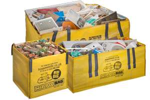 HIPPOBAGS - Skip Alternatives £112.49 with 10% Off Voucher