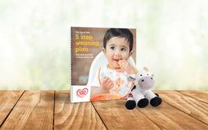C&G Baby Club - Free Cuddly Cow and Pregnancy Diary for signing up @ Cow & Gate