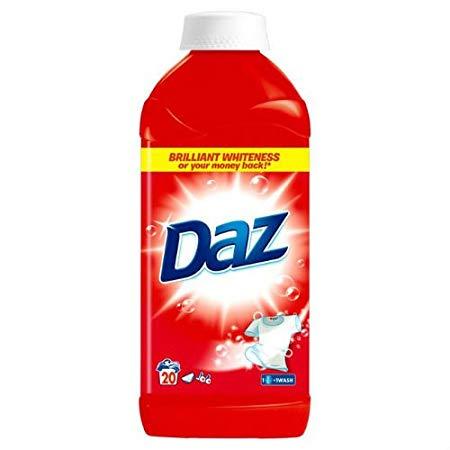 Daz 20 wash liquid £1 in Poundland