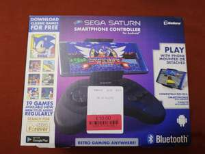 Sega Saturn Bluetooth Smartphone Controller for Android. £10 Tkmaxx Free 19 Games