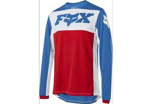Fox Racing Indicator LS Wide Open Jersey (Ltd Ed) RRP £50 NOW £25 delivered at Chain Reaction
