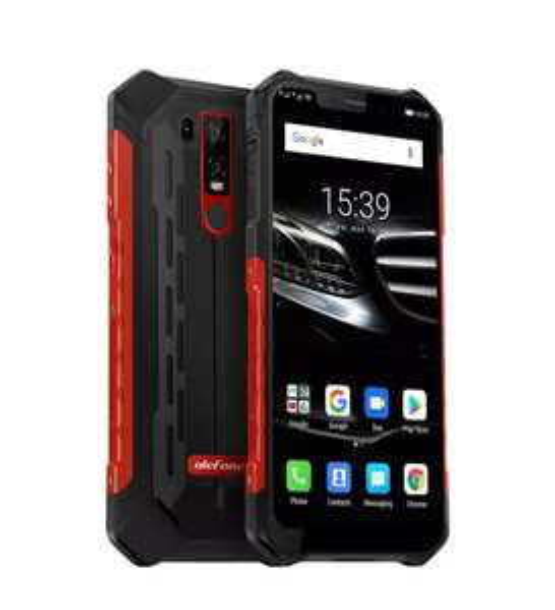 Ulefone ARMOR 6E NFC IP68 IP69K Waterproof 5000mAh Red EU Version 4GB 64GB Helio P70 £159.01 @ BangGood