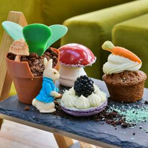 Spa Day & Peter Rabbit Afternoon Tea for 2 @ 5* Le Méridien, Piccadilly for £59 @ Wowcher (£29.50pp)