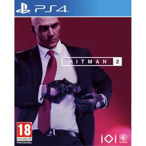 Hitman 2 (PS4) LIKE NEW for £15.15 Delivered @ The Game Collection