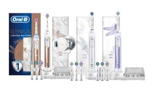 Oral B  Genius 9000 Limited Edition Electric Toothbrush £73.98 delivered with code at Groupon