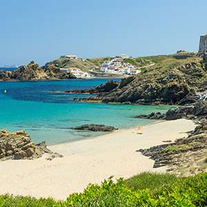 Menorca, Cala n Bosch from Bristol, Family of 4 including unlimited waterpark access £550 @ Thomas Cook