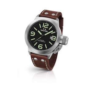 TW Steel CS21 Canteen Leather watch £39.99 @ Clearance Bargains (Argos Clearance)