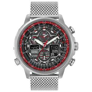Mens Citizen Navihawk A-T Red Arrows Alarm Chronograph Radio Controlled Watch, £270 at H Samuel - with code