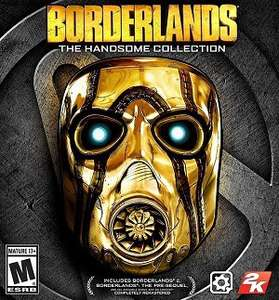 Borderlands: The Handsome Collection (PS4/Xbox One) £5 + £2.39 P&P @ 2K Store