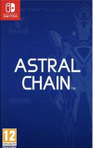 ASTRAL CHAIN (Nintendo Switch) £37 @ The Game Collection