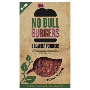 2 x Vegan No Bull Quarter Pounder Burgers was £2 now £1 / Linda McCartney's 2 Vegetarian Mozzarella 1/4 LB Burgers £1 @ Iceland - more in OP