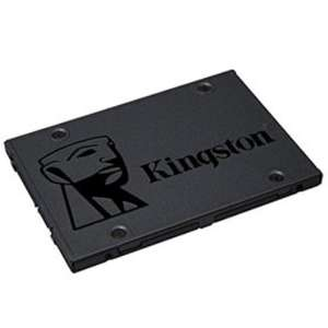 """Kingston A400 120 GB 2.5"""" Internal Solid State Drive - SATA - 500 MB/s Maximum Read Transfer Rate for £15.99 Delivered @ Base"""