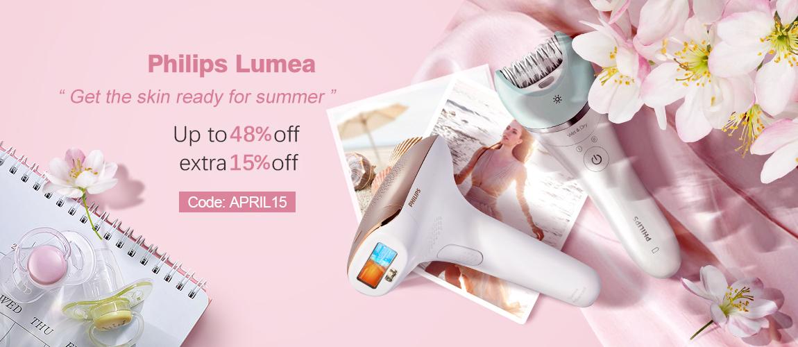 Extra 15% Philips Lumea with Code @ Unineed