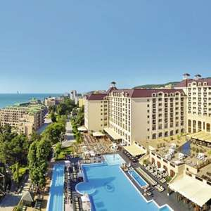 7nts All Inclusive & Flights to Melia Grand Hermatige Golden Sands Bulgaria - £250.92pp / £501.84 for two adults @ First Choice