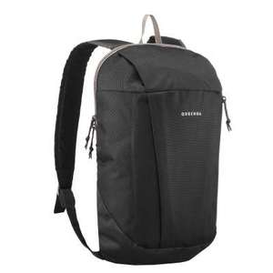 QUECHUA NH100 10L BACKPACK - Multiple Colours £2.49 & Free Collection @ Decathlon