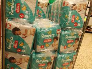 Tesco Purley - Reduced Pampers only £2.20
