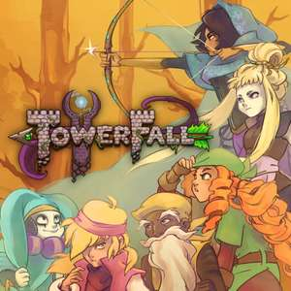 Towerfall Nintendo Switch Game 50% off - £8.99 or £6.89 SA @ Nintendo eShop