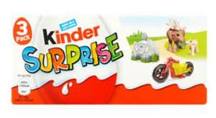 Kinder Surprise 3x20g Rollback £1.50 @ ASDA ONLINE / INSTORE