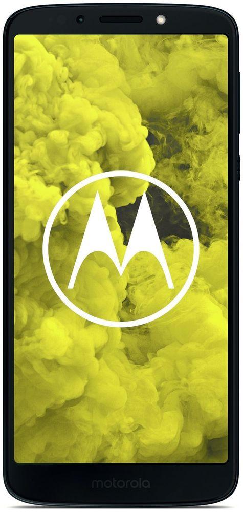 SIM Free Motorola Moto G6 Play 4000mah £69.99, Moto G6 £93.99 Refurbs at Argos Ebay