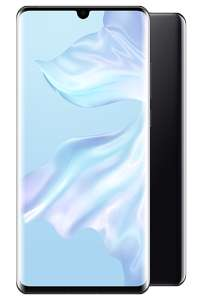 Huawei P30 Pro - EE £43 per month / 24 months - 50GB data and unlimited minutes and texts at Affordable Mobiles