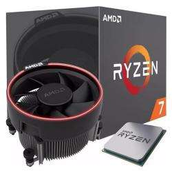 AMD Ryzen 7 1700 8 Core CPU with Wraith Spire RGB Cooler - £128.30 (+£5.20 delivery) @ Aria PC