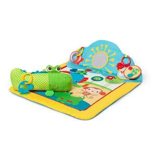 Bright Starts - Cuddly Crocodile Play Mat @ Debenhams. Was £23, Now £11.50 with next day delivery using code