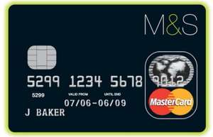 Get a free £25 to spend at M&S(M&S credit card deal) - M&S CREDIT CARD REWARD PLUS + balance transfer and purchase come as standard