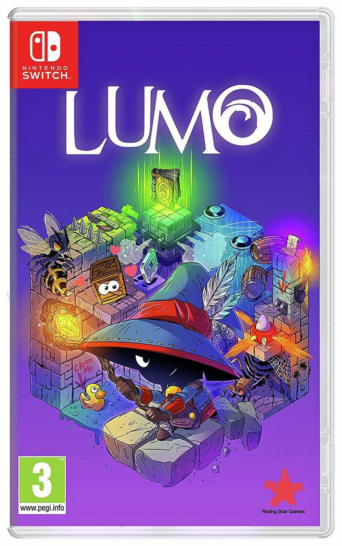 Lumo Nintendo Switch - £10.99 @ Argos