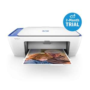 30% Off HP Deskjet 2630 All-in-One Printer, Instant Ink with 2 Months Trial £34.99 Amazon