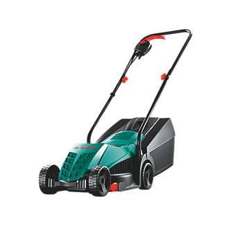 Bosch Rotak 1200W 32cm Rotary Lawn Mower 240V now £54.99 was £84.99 @ Screwfix