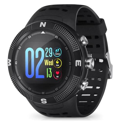 F18 GPS Sports Smartwatch color Black £31.40 GearBest