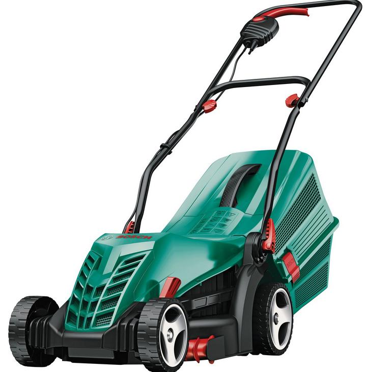 Bosch Rotak 34-13 Electric Rotary Lawn Mower - £85 + Free C&C @ Homebase