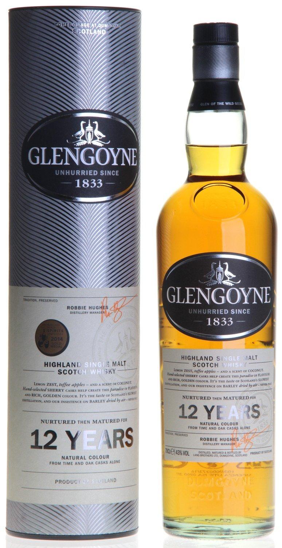Glengoyne 12 year old single malt whisky 70cl - £29.90 @ Amazon