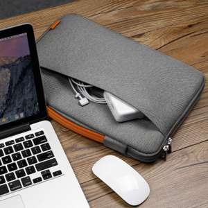 Inateck 13-13.3 Inch Laptop Sleeve Case Bag £8.99 Prime / £13.48 Non-Prime Sold by Inateck and FBA