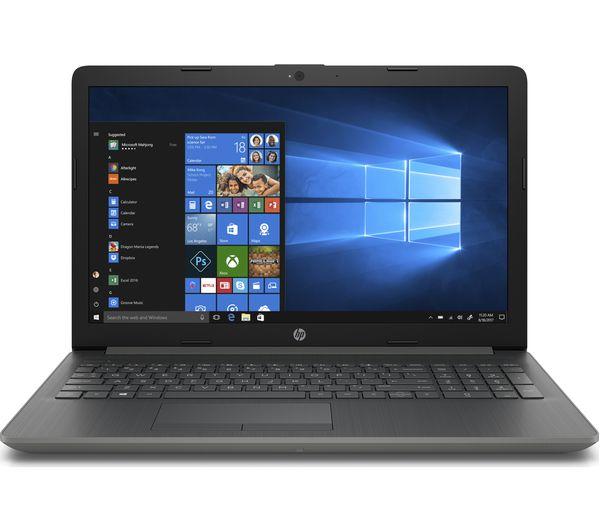 "HP 15-da0503sa 15.6"" Intel® Celeron® Laptop - 1 TB HDD, Grey - £329 @ Currys PC World"