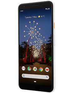 Google Pixel 3A Only £324 Google Pixel 3A XL Only £394 (Cancel 12 month O2 SIMO) Plus free Chromebook worth £199 @ CPW