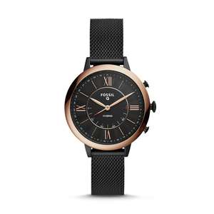 Selection of 15 Women's Hybrid Smartwatches for £89 / £75.65 delivered with Newsletter sign up @ Fossil