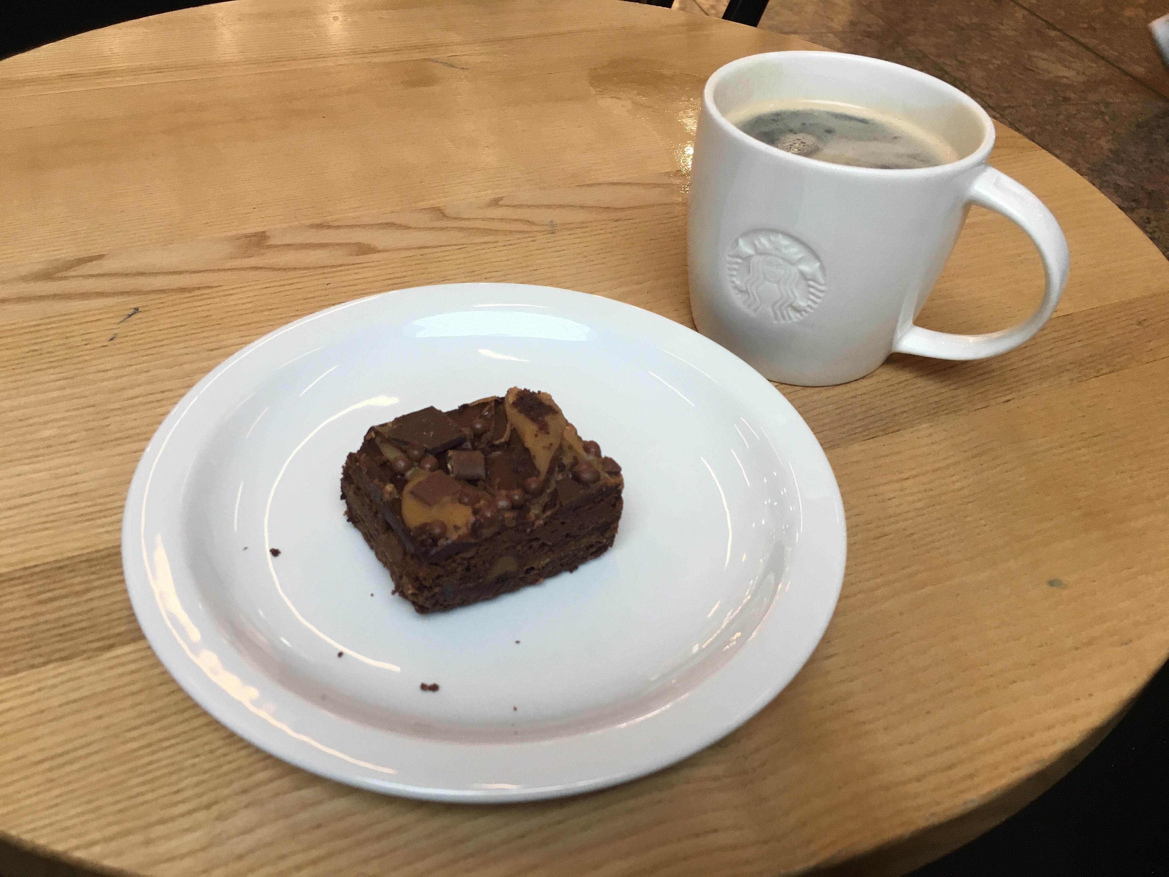 Starbucks £1 treats @ Meadowhall Branch