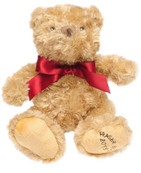 Linea Fraser Bear 16cm £2 instore ( C+C £4.95)