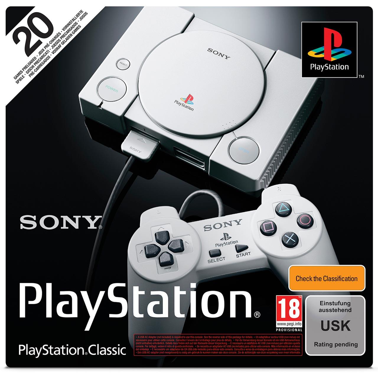 PS Classic £35 @ AO - hotukdeals