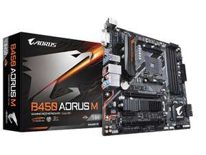 Gigabyte B450 AORUS M AMD Socket AM4 Motherboard £76.99 Delivered at Box
