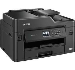 Brother Business Smart MFC-J5330DW Inkjet Colour All-in-One A3 Printer £110.40 with code  (£60.40 after cashback) @ Viking Direct