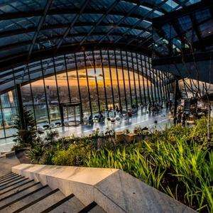 Free tickets to London's Sky Garden