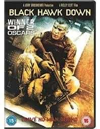 Black Hawk Down 4K Dolby Vision £4.99 @ iTunes
