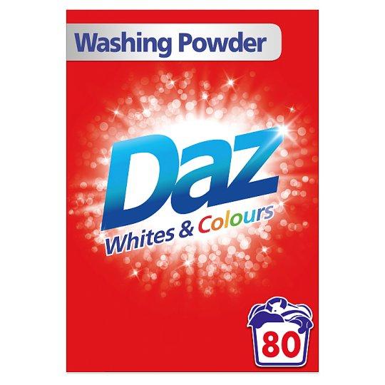 Daz Washing Powder 5.2Kg 80 Washes - £7 @ Tesco