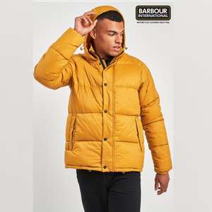 Various Barbour/Barbour International Jackets from £70 @ Next (free click&collect) More details in post.