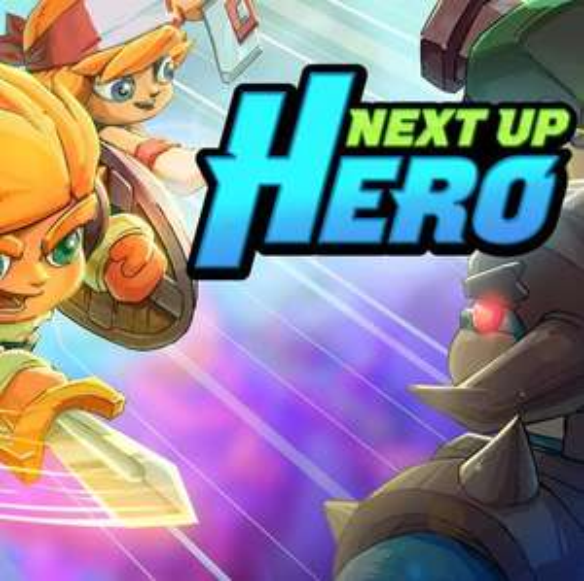 Next Up Hero Nintendo Switch eshop - £4.49 - 75% off