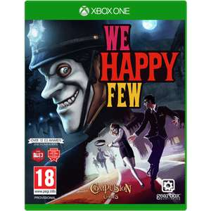 We Happy Few Xbox One Game £17.99 @ Argos